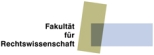 Logo der juristischen Fakultaet